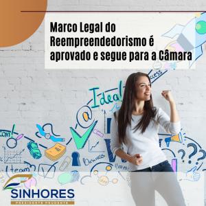Marco Legal do Reempreendedorismo